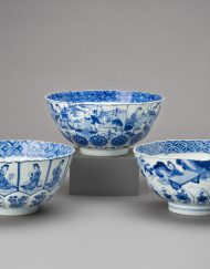 Chinese tea bowls and bowls