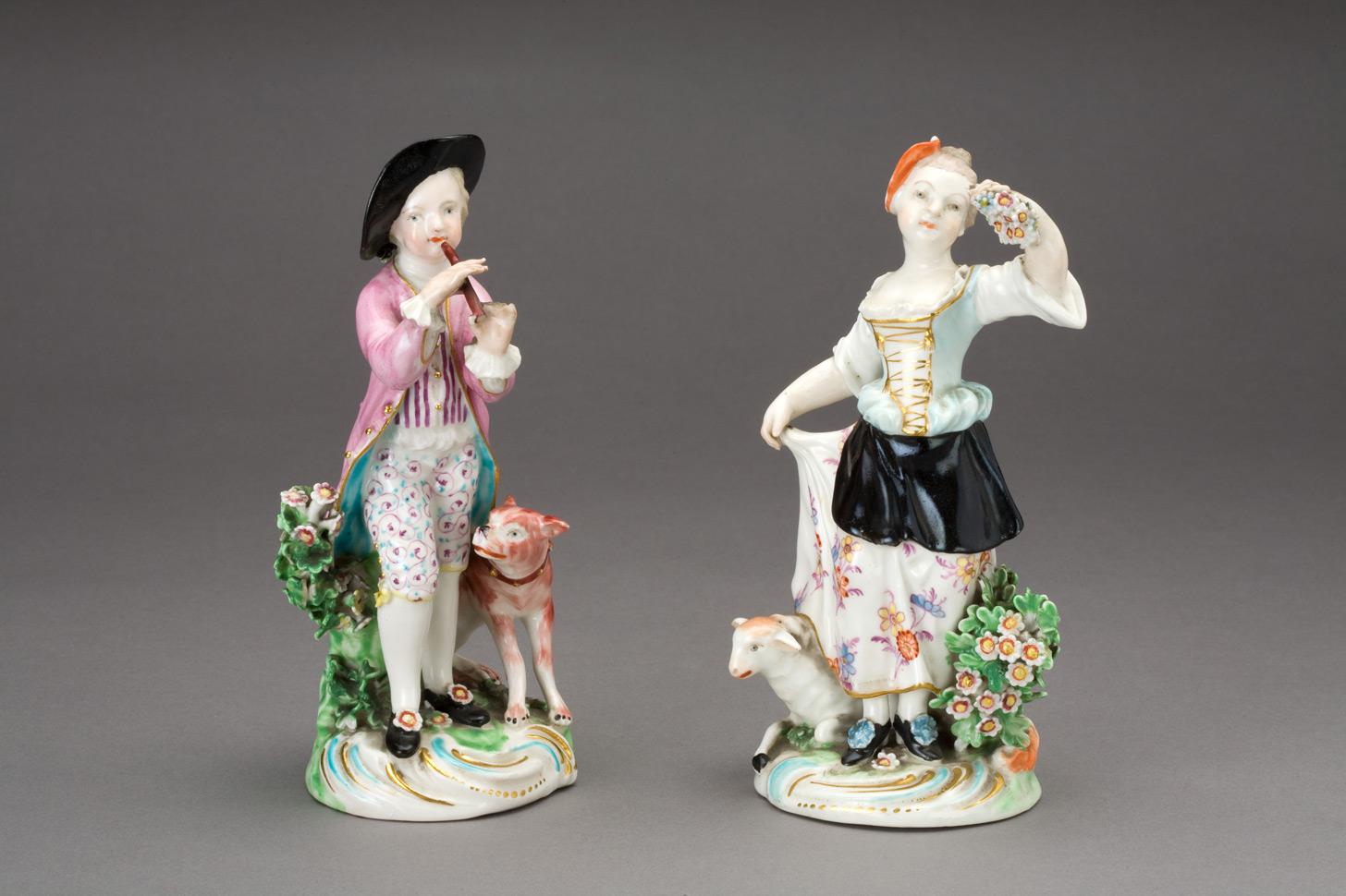 German figurines