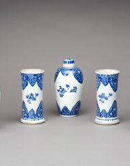 Japanese and Chinese vases